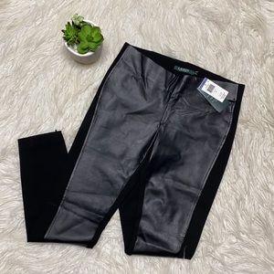 Lauren Ralph Lauren Faux Leather Pants